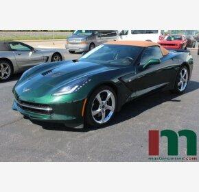 2014 Chevrolet Corvette Convertible for sale 101316514