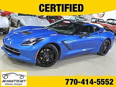 2014 Chevrolet Corvette Coupe for sale 101332277