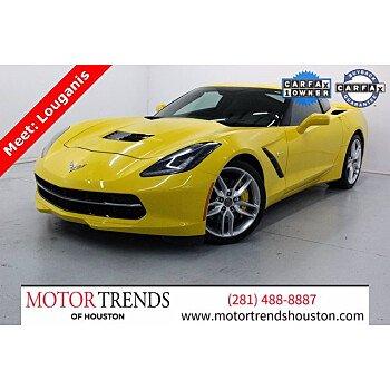 2014 Chevrolet Corvette for sale 101538668