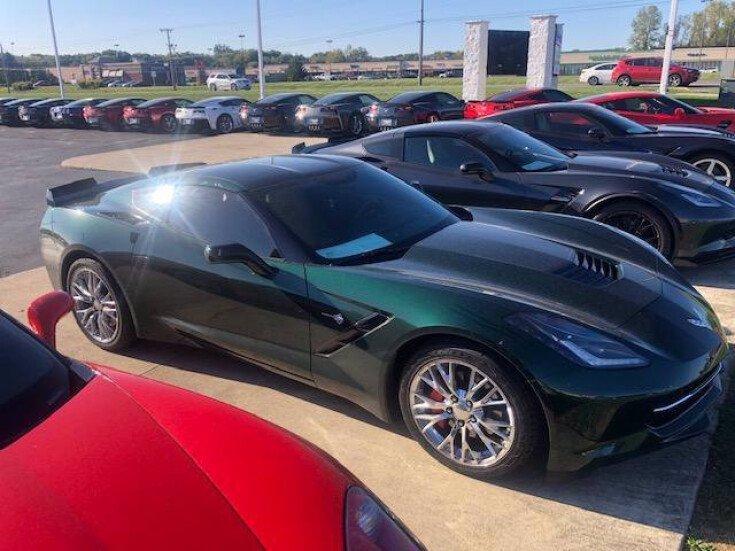 2014 Chevrolet Corvette for sale 101605294