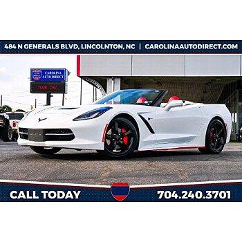 2014 Chevrolet Corvette for sale 101610181