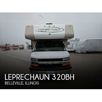 2014 Coachmen Leprechaun for sale 300181537