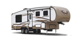 2014 CrossRoads Cruiser Aire CAF31DB specifications