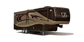 2014 DRV Elite Suites 36TKSB3 specifications