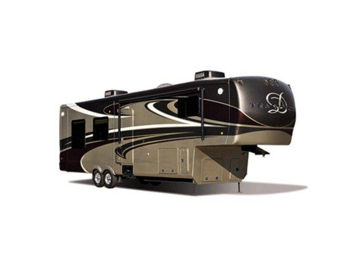 2014 DRV Tradition 390FLS specifications