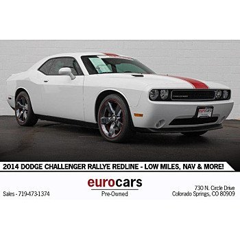 2014 Dodge Challenger SXT for sale 101209626