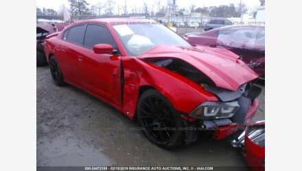 2014 Dodge Charger R/T for sale 101106793