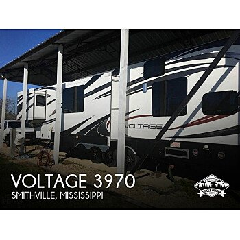 2014 Dutchmen Voltage for sale 300220831