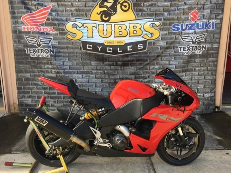 2014 Erik Buell Racing 1190rx Motorcycles For Sale Motorcycles On