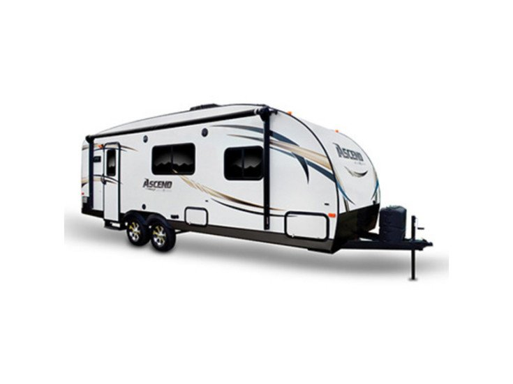2014 EverGreen Ascend A231RBK specifications