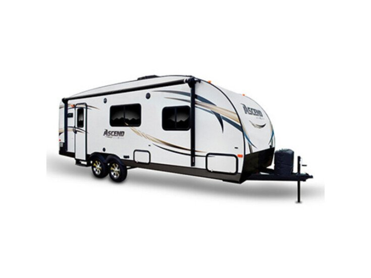 2014 EverGreen Ascend A231RLS specifications