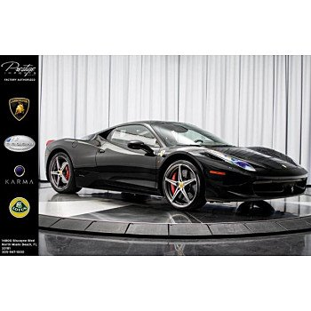 2014 Ferrari 458 Italia Coupe for sale 101077284