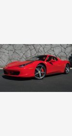 2014 Ferrari 458 Italia Spider for sale 101064625