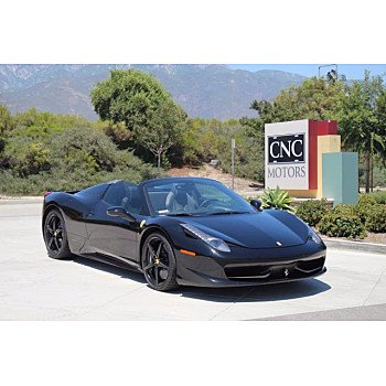 2014 Ferrari 458 Italia for sale 101350164