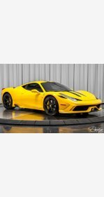 2014 Ferrari 458 Italia for sale 101390580