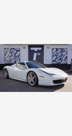 2014 Ferrari 458 Italia Spider for sale 101404816