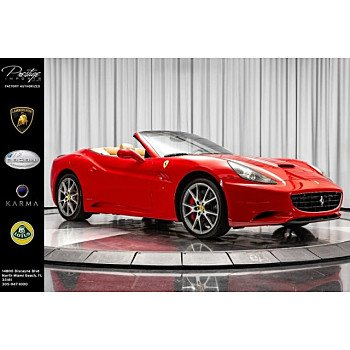 2014 Ferrari California for sale 101184978
