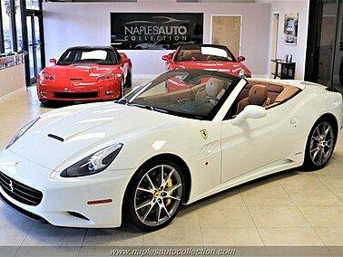 2014 Ferrari California for sale 101284615