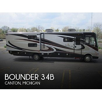 2014 Fleetwood Bounder for sale 300182054