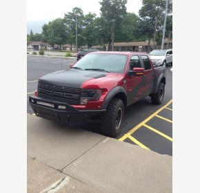 2014 Ford F150 4x4 Crew Cab SVT Raptor for sale 100843670