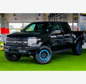2014 Ford F150 4x4 Crew Cab SVT Raptor for sale 101108223