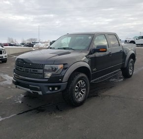 2014 Ford F150 4x4 Crew Cab SVT Raptor for sale 101248499