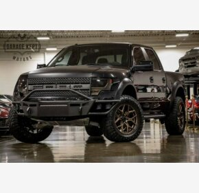 2014 Ford F150 4x4 Crew Cab SVT Raptor for sale 101268991
