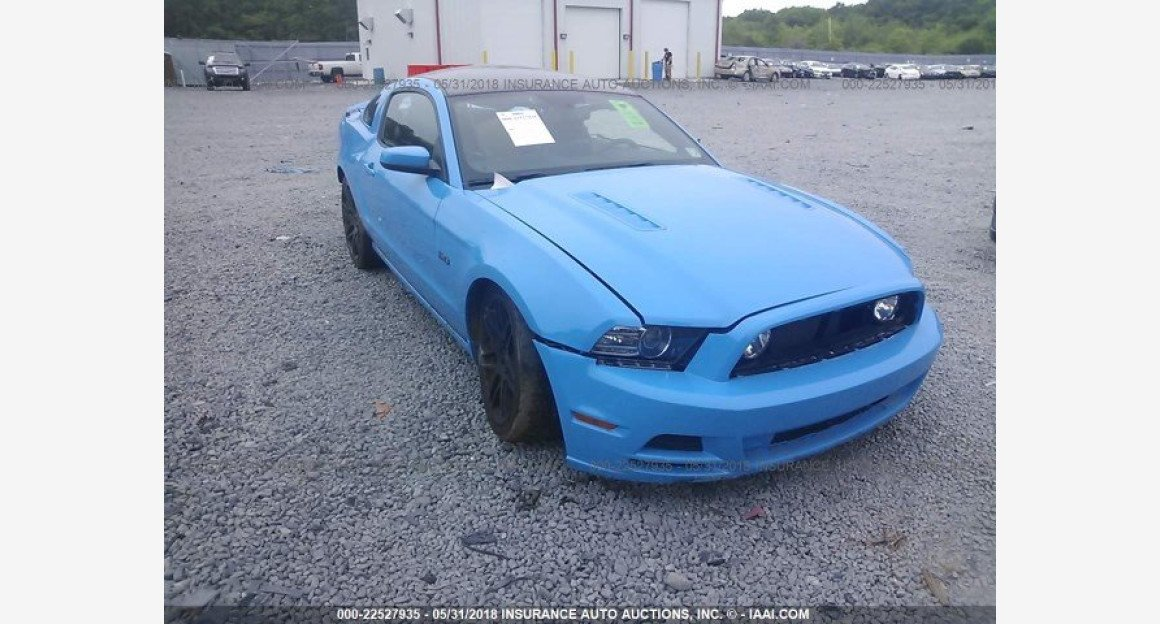 2014 Ford Mustang GT Coupe for sale 101015743