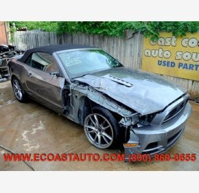 2014 Ford Mustang GT Convertible for sale 100982753