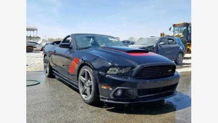 2014 Ford Mustang GT Convertible for sale 101118730