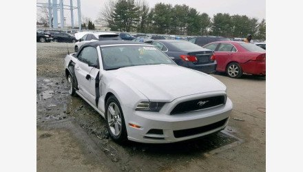2014 Ford Mustang Convertible for sale 101126328