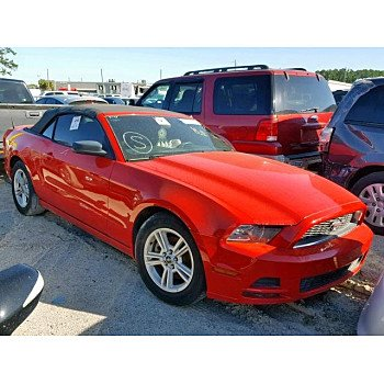 2014 Ford Mustang Convertible for sale 101141739