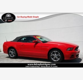2014 Ford Mustang Convertible for sale 101180666