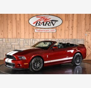 2014 Ford Mustang Shelby GT500 Convertible for sale 101187003