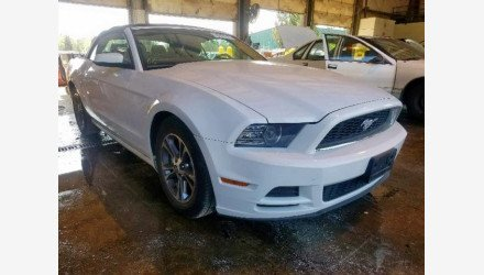 2014 Ford Mustang Convertible for sale 101192027
