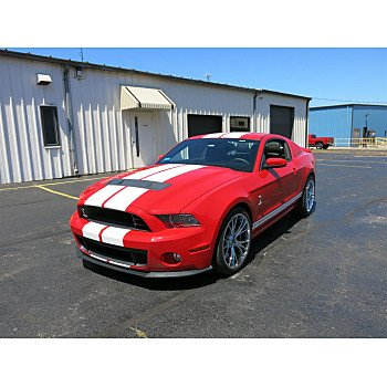 2014 Ford Mustang Shelby GT500 Coupe for sale 101193386