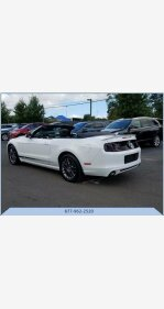 2014 Ford Mustang Convertible for sale 101197068
