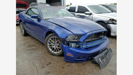 2014 Ford Mustang Convertible for sale 101206702