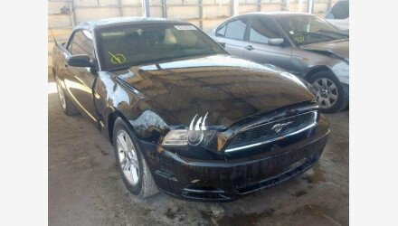 2014 Ford Mustang Convertible for sale 101222192