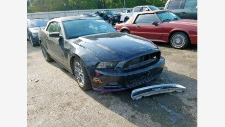 2014 Ford Mustang Convertible for sale 101223159