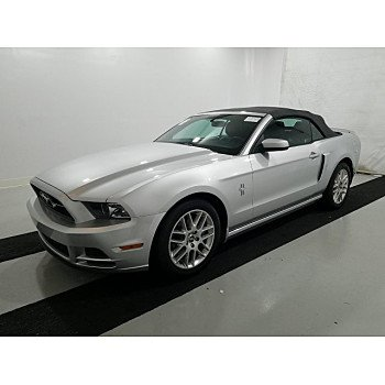 2014 Ford Mustang Convertible for sale 101238242