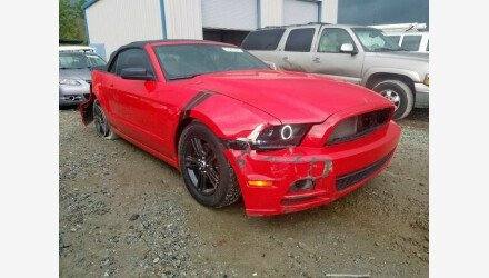 2014 Ford Mustang Convertible for sale 101253775