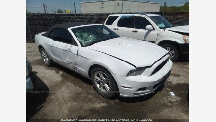 2014 Ford Mustang Convertible for sale 101266890