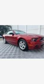 2014 Ford Mustang Convertible for sale 101283103