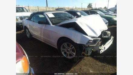2014 Ford Mustang Convertible for sale 101284309