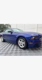 2014 Ford Mustang Convertible for sale 101286905