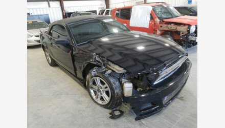 2014 Ford Mustang Convertible for sale 101358617