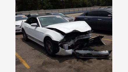 2014 Ford Mustang Convertible for sale 101359659