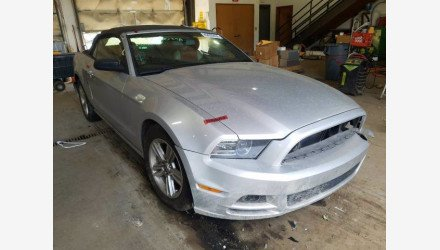 2014 Ford Mustang Convertible for sale 101360715