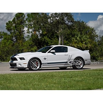 2014 Ford Mustang Shelby GT500 Coupe for sale 101387062